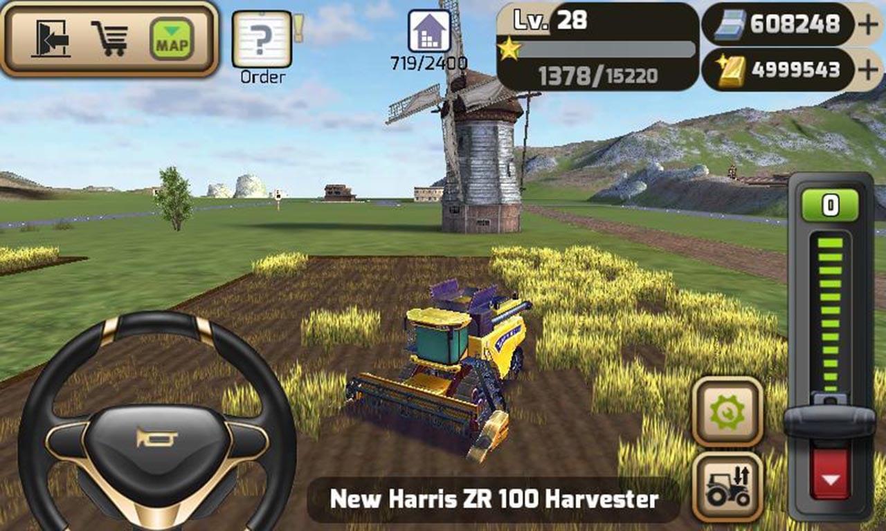 Farming Master 3D screen 1