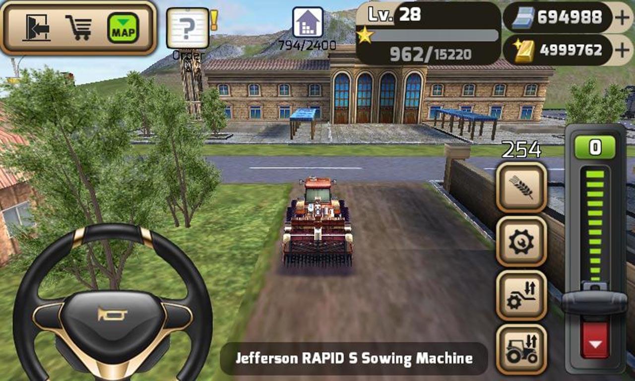 Farming Master 3D screen 3