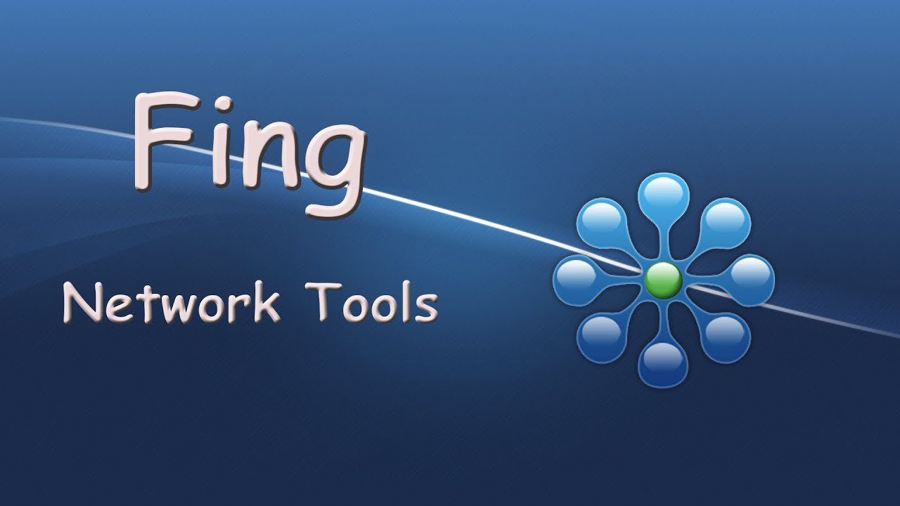 Fing Network Tools poster