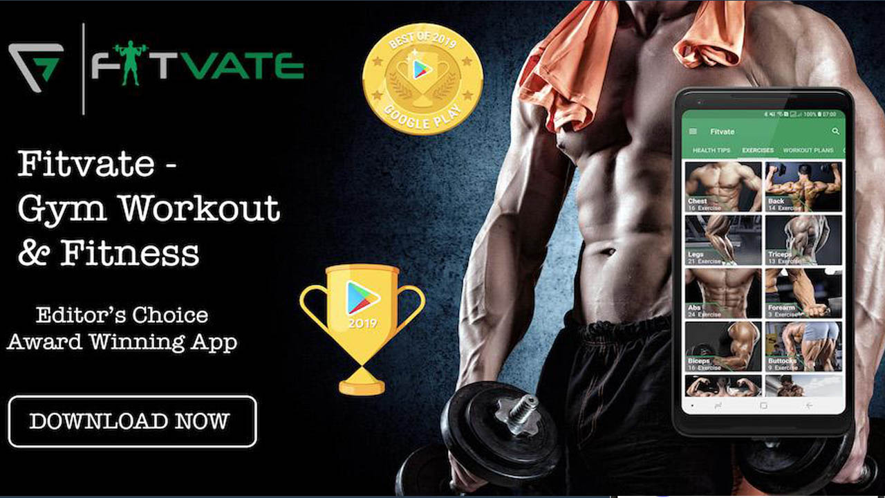 Fitvate poster