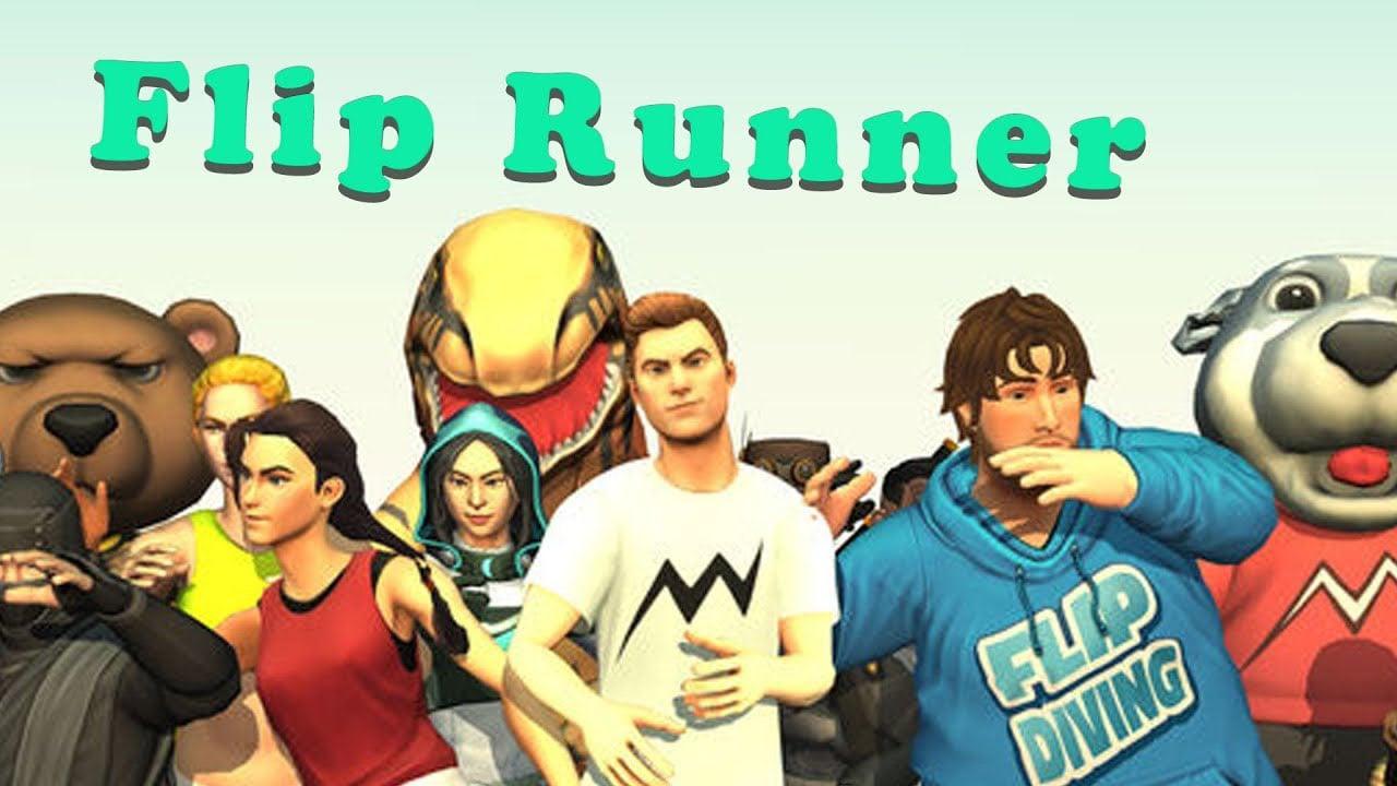 Flip Runner poster