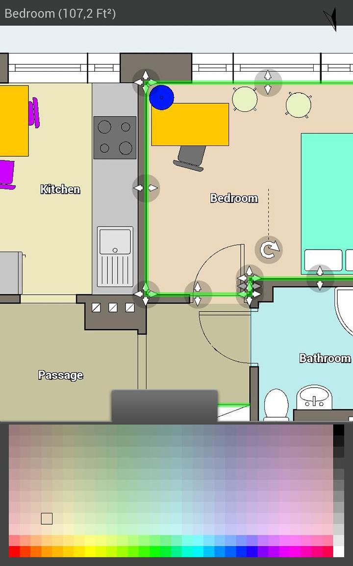 Floor Plan Creator screen 4
