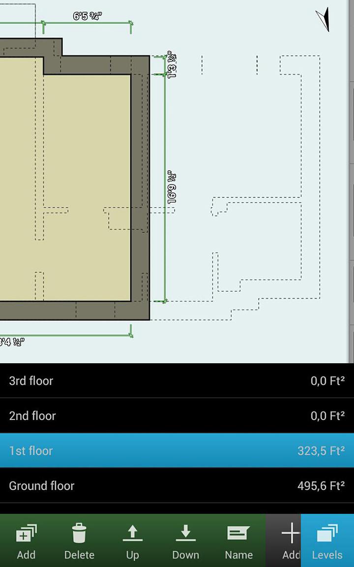 Floor Plan Creator screen 5
