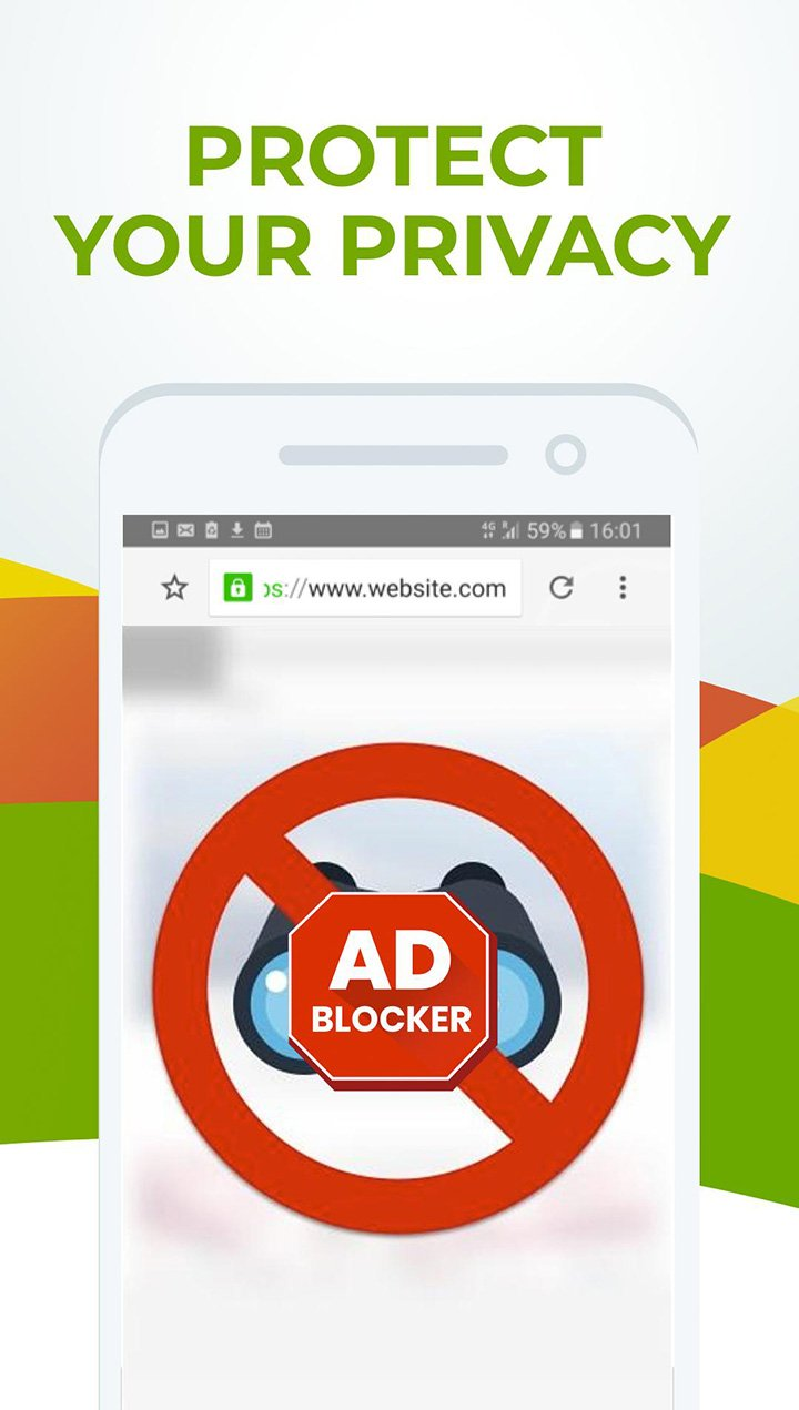 Free Adblocker Browser screen 3
