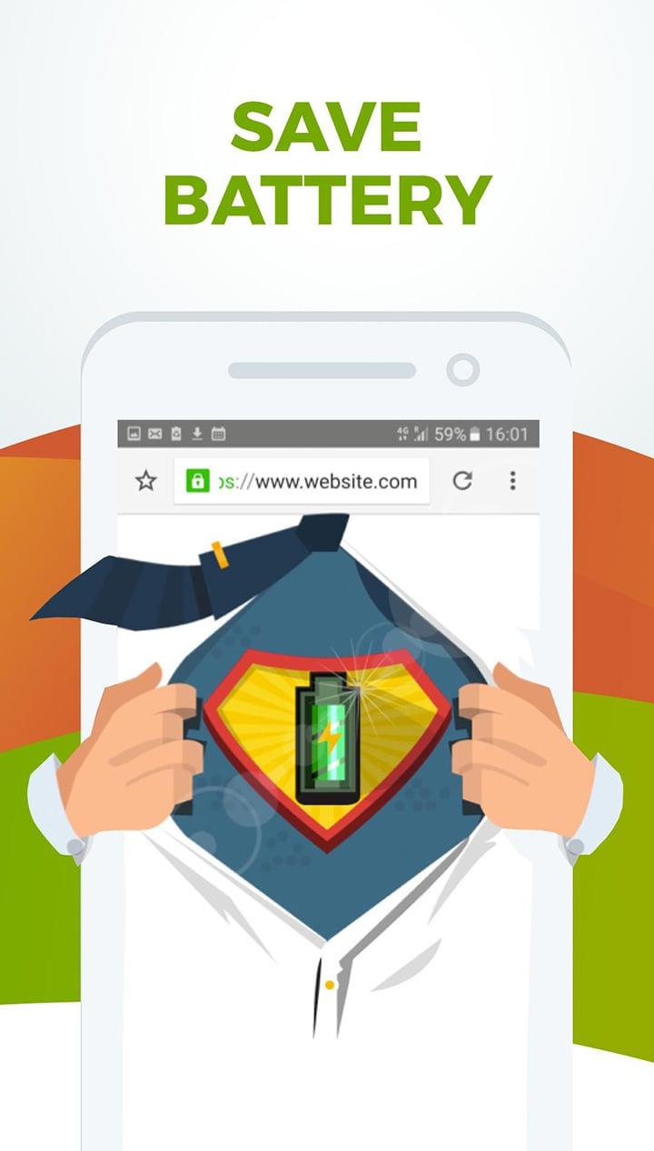 Free Adblocker Browser screen 5