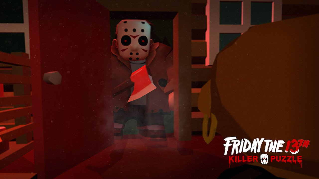 Friday the 13th Killer Puzzle poster
