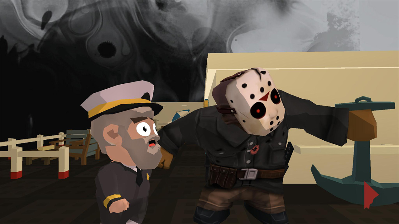 Friday the 13th Killer Puzzle screen 0