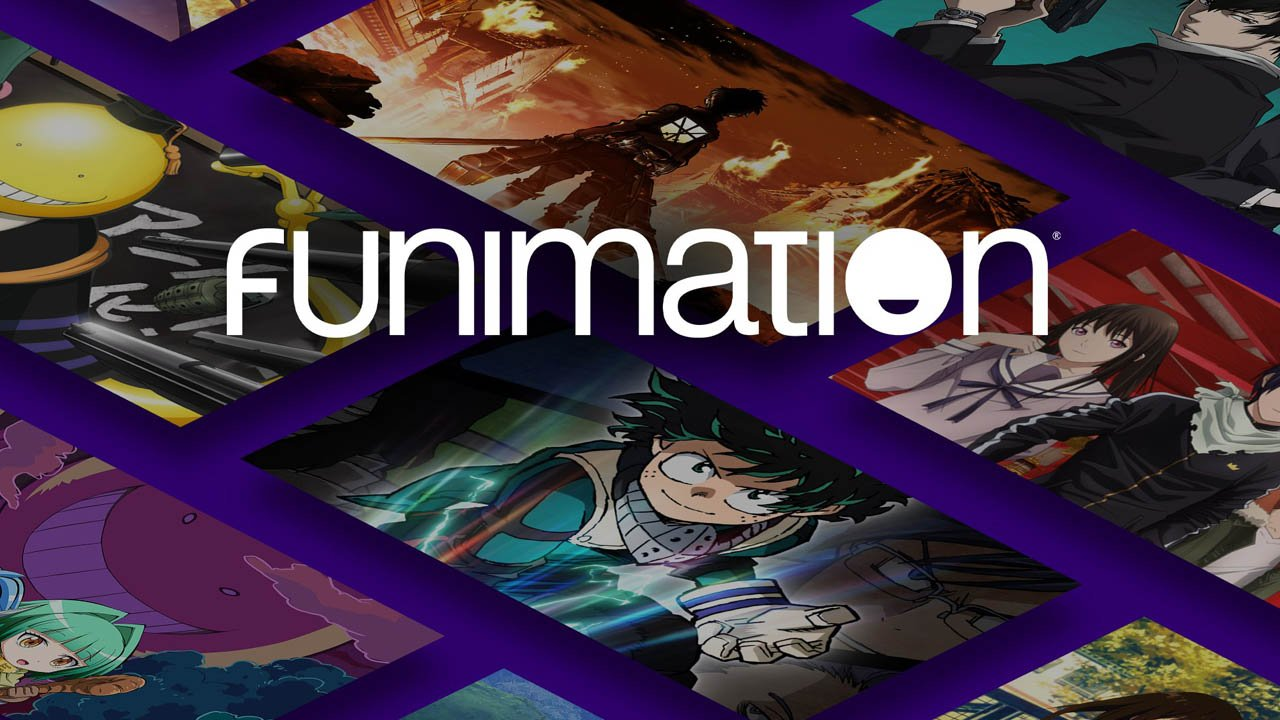 Funimation poster