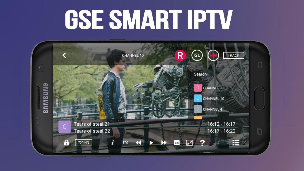 GSE SMART IPTV poster