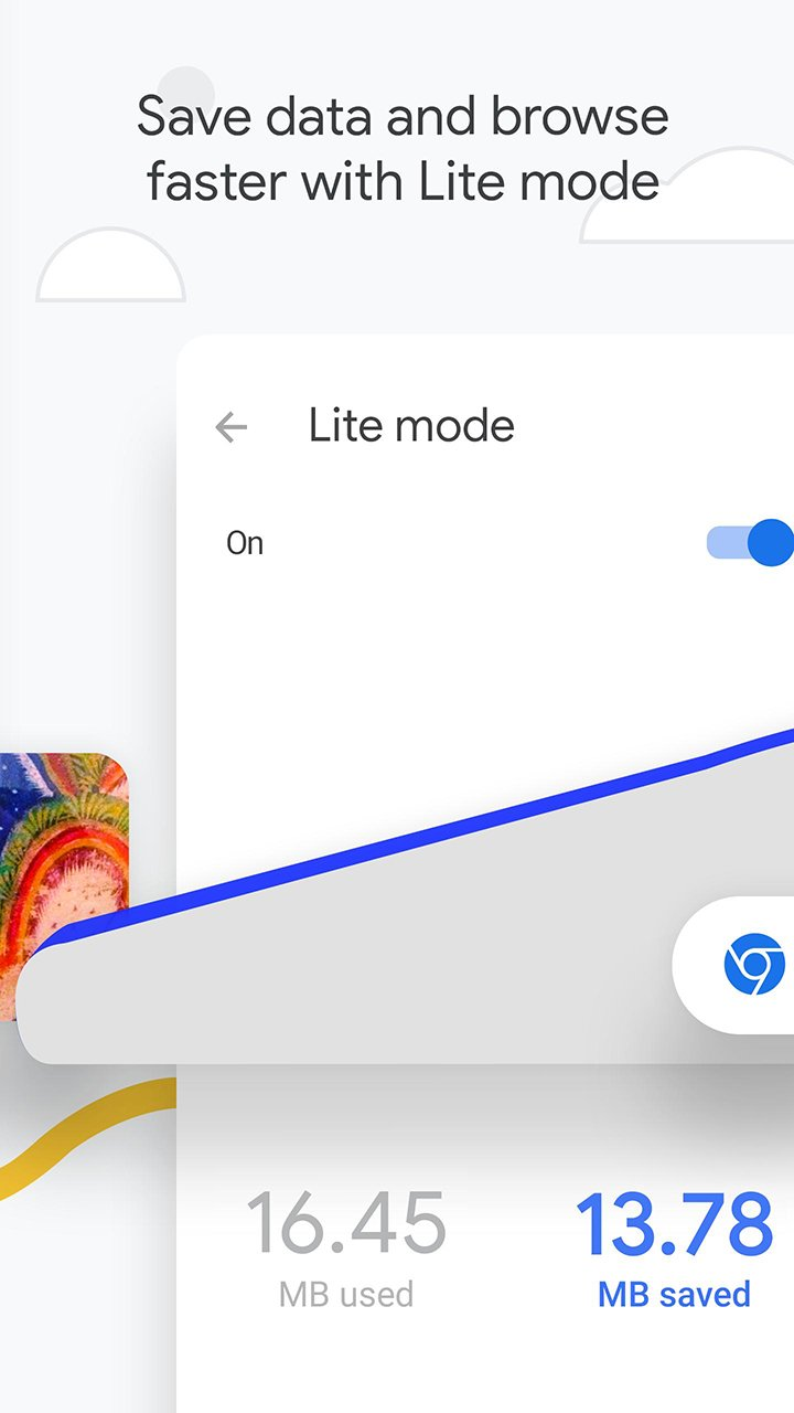 Google Chrome screen 1
