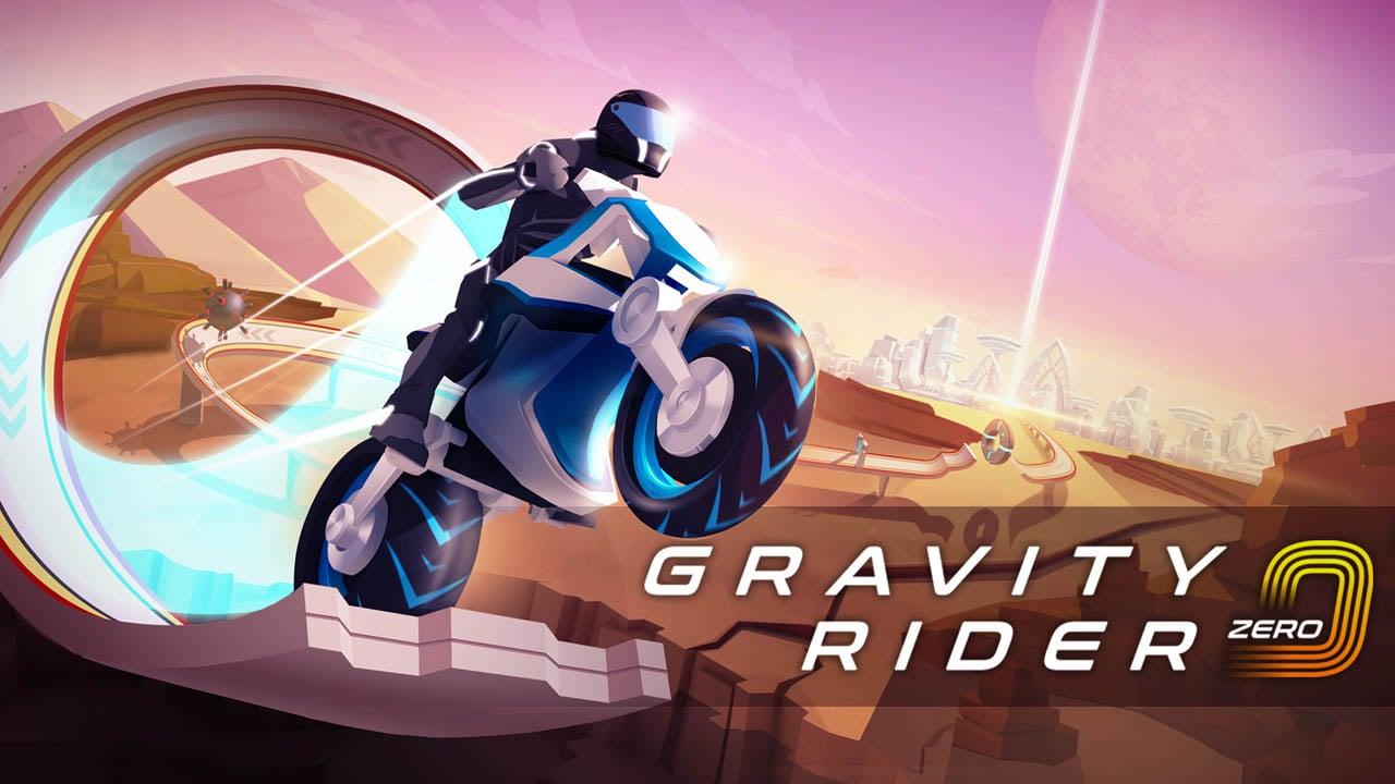 Gravity Rider Zero poster