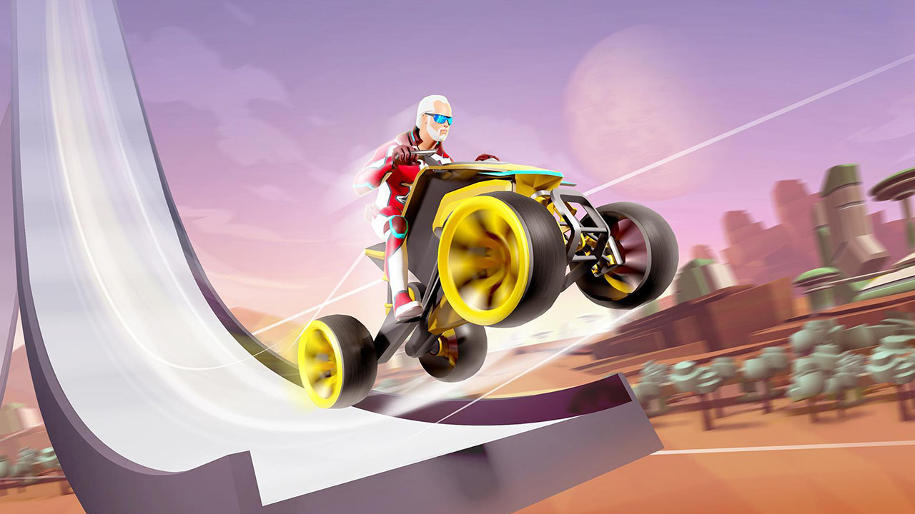 Gravity Rider Zero screen 2