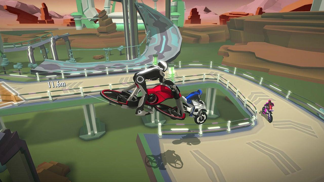Gravity Rider Zero screen 3