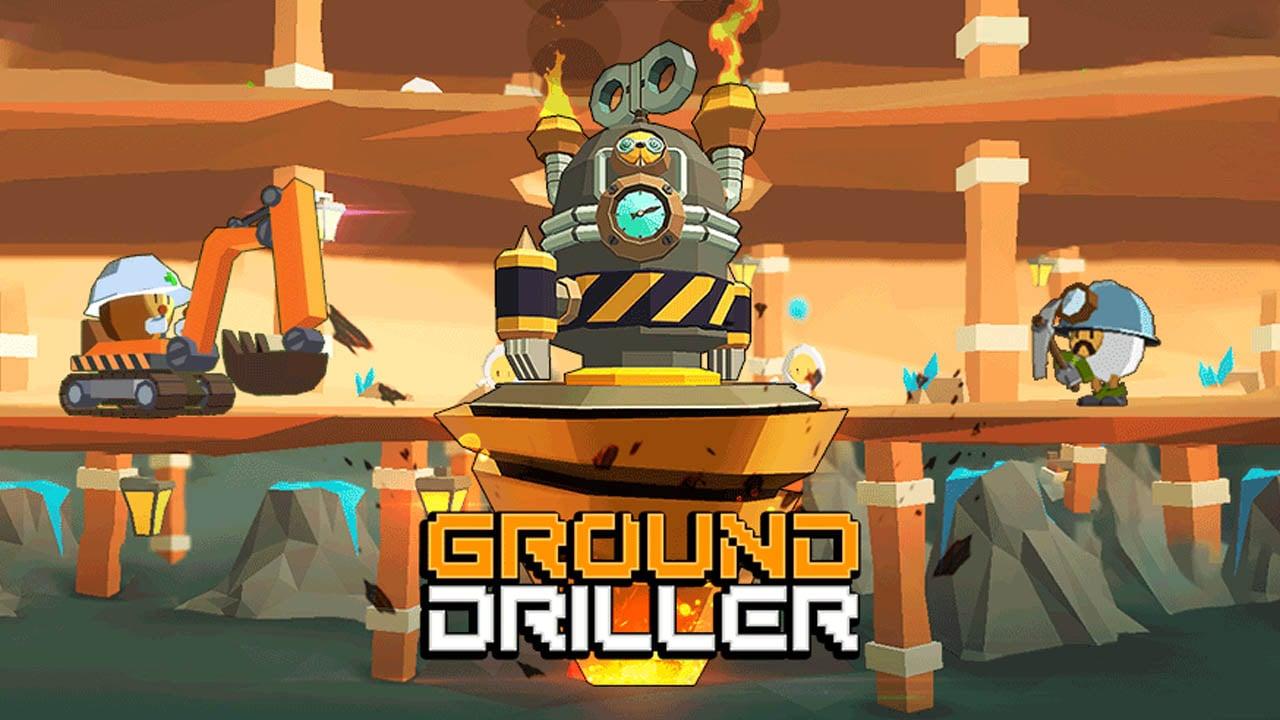 Ground Driller poster