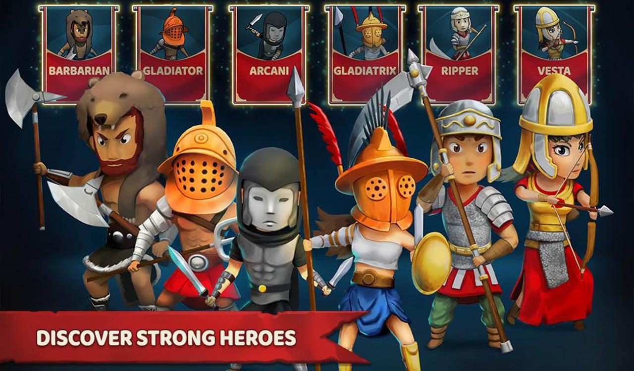 Grow Empire Rome screen 3