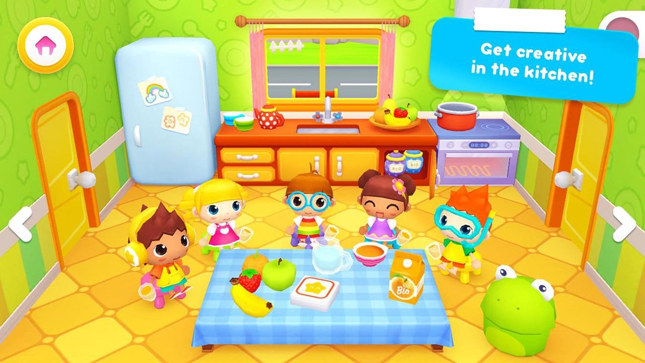 Happy Daycare Stories game screen 2