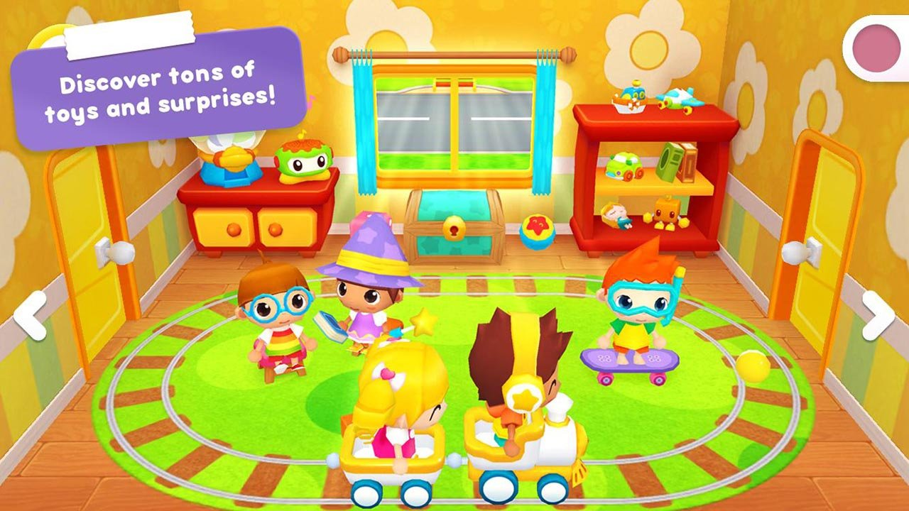 Happy Daycare Stories game screen 4