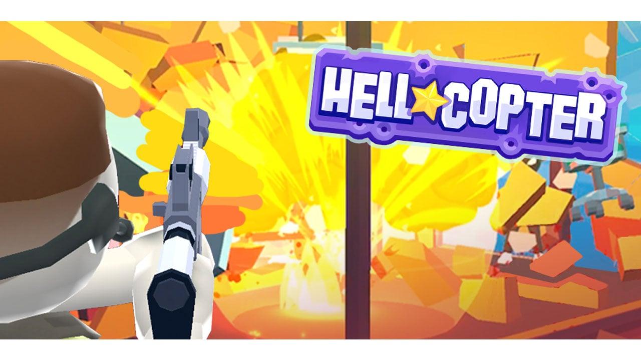 HellCopter poster