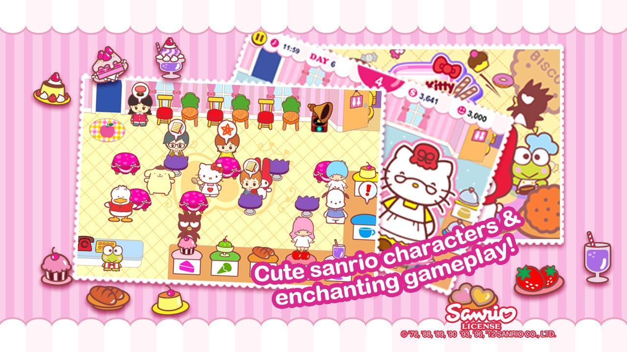 Hello Kitty Cafe screen 4