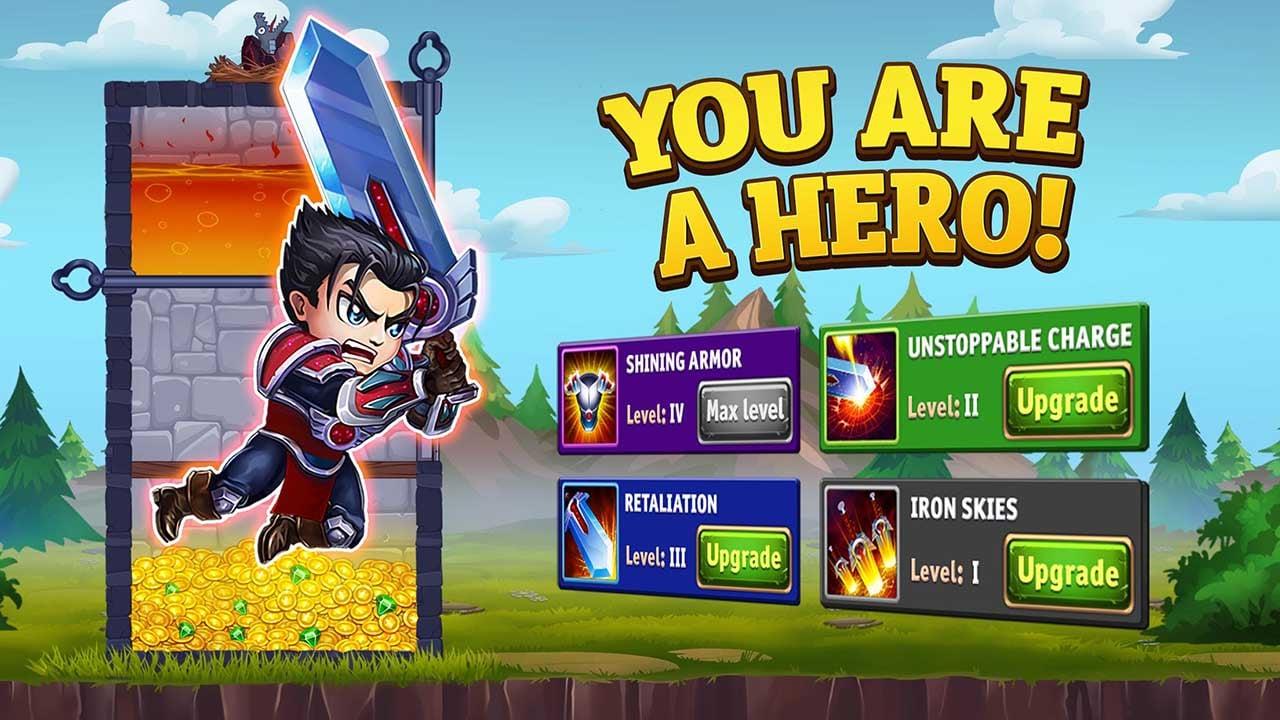 Hero Wars screen 0