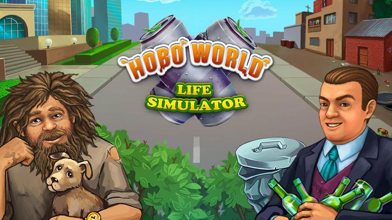 Hobo World poster