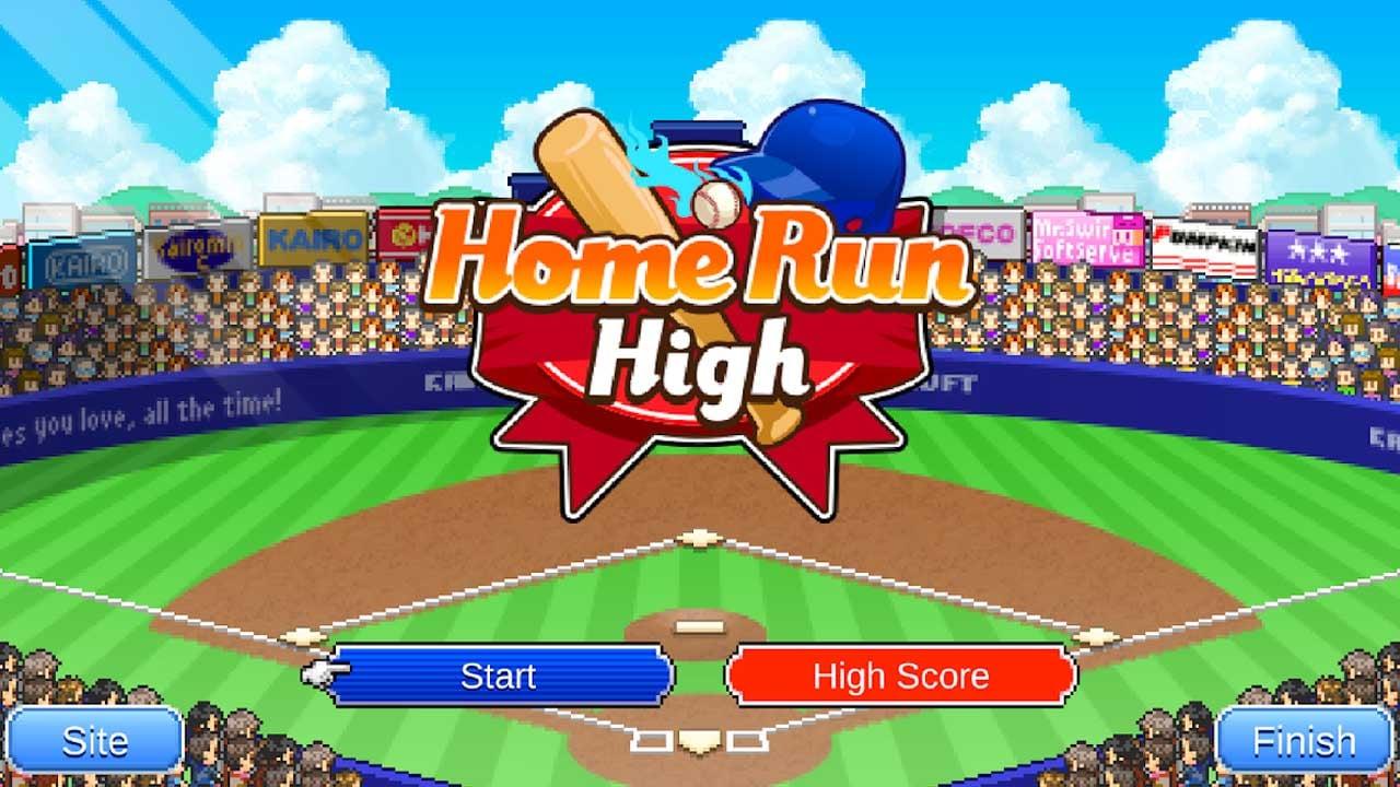 Home Run High poster