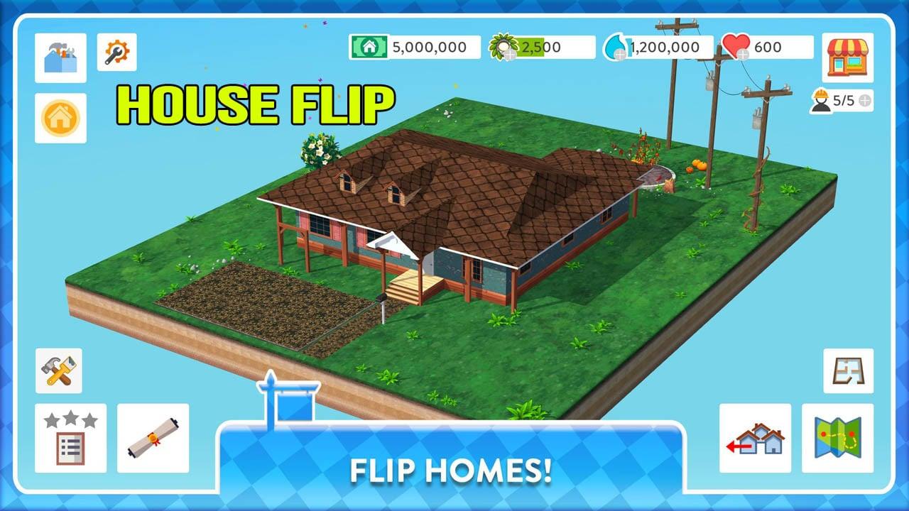 House Flip poster