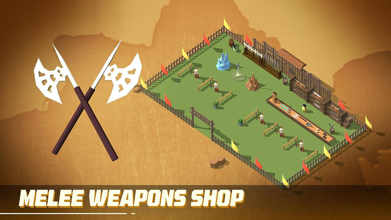 Idle Arms Dealer Tycoon screen 1