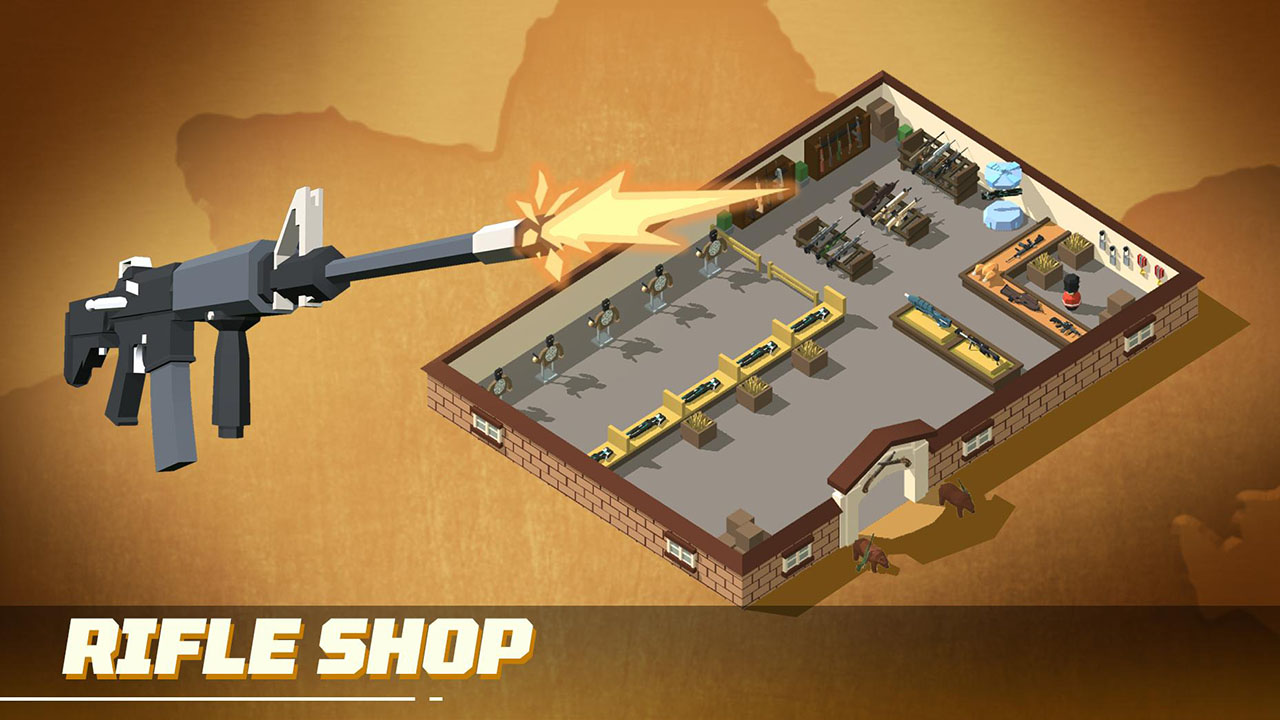 Idle Arms Dealer Tycoon screen 2