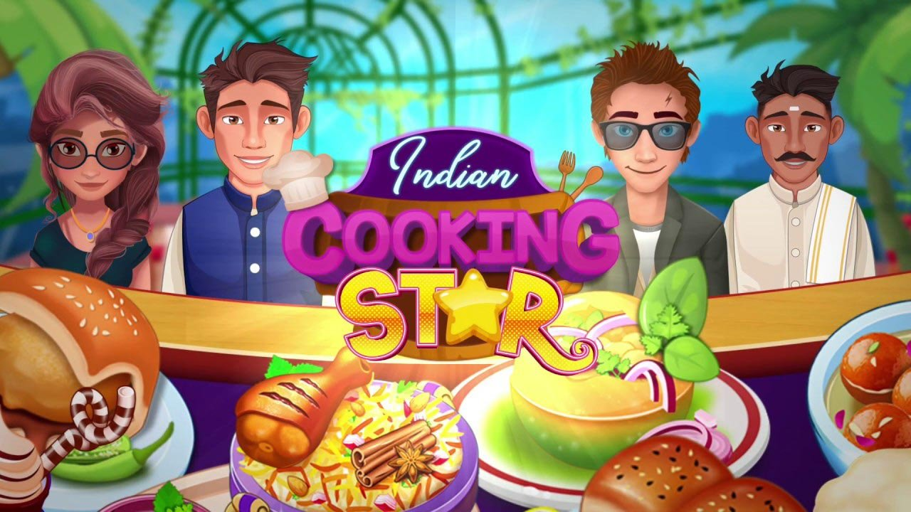Indian Cooking Star poster