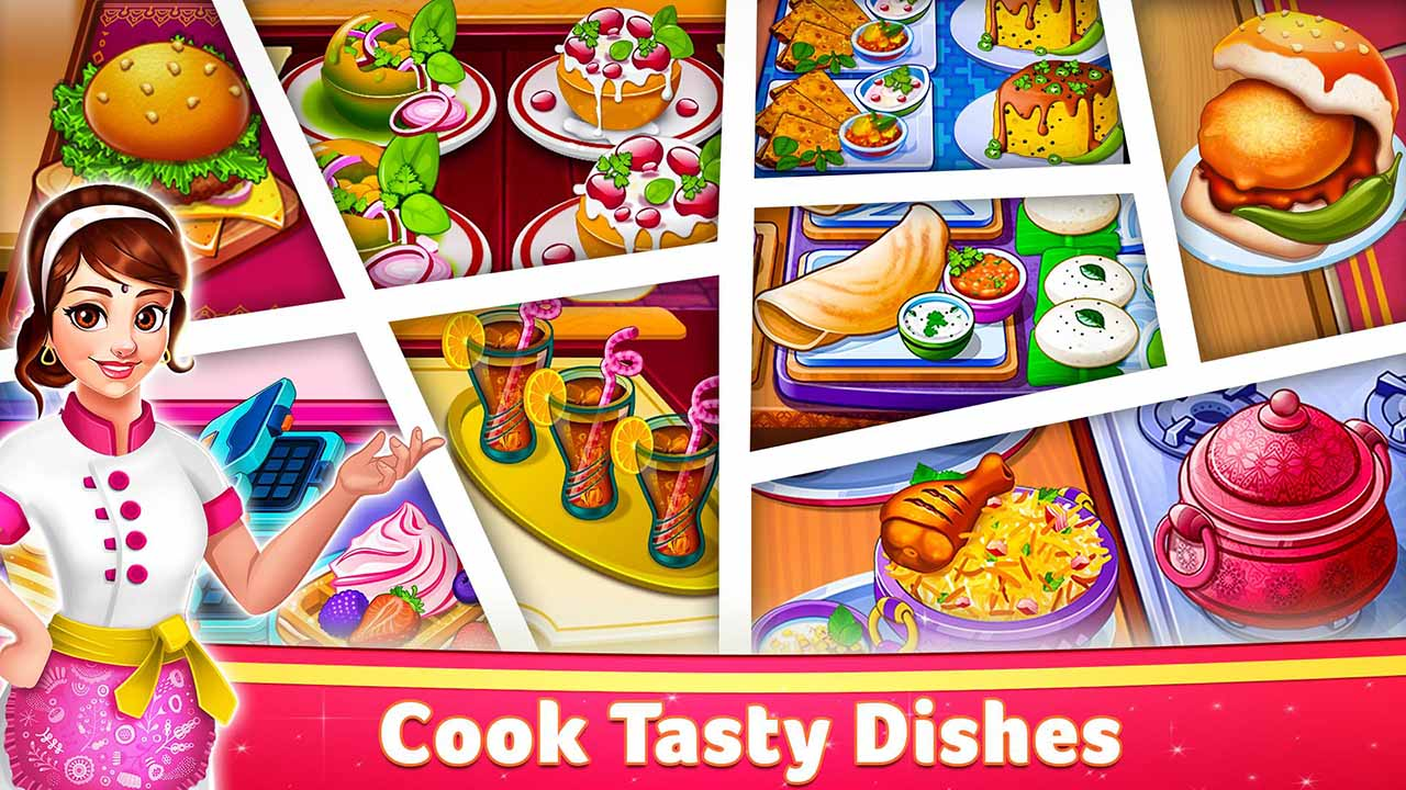 Indian Cooking Star screen 0