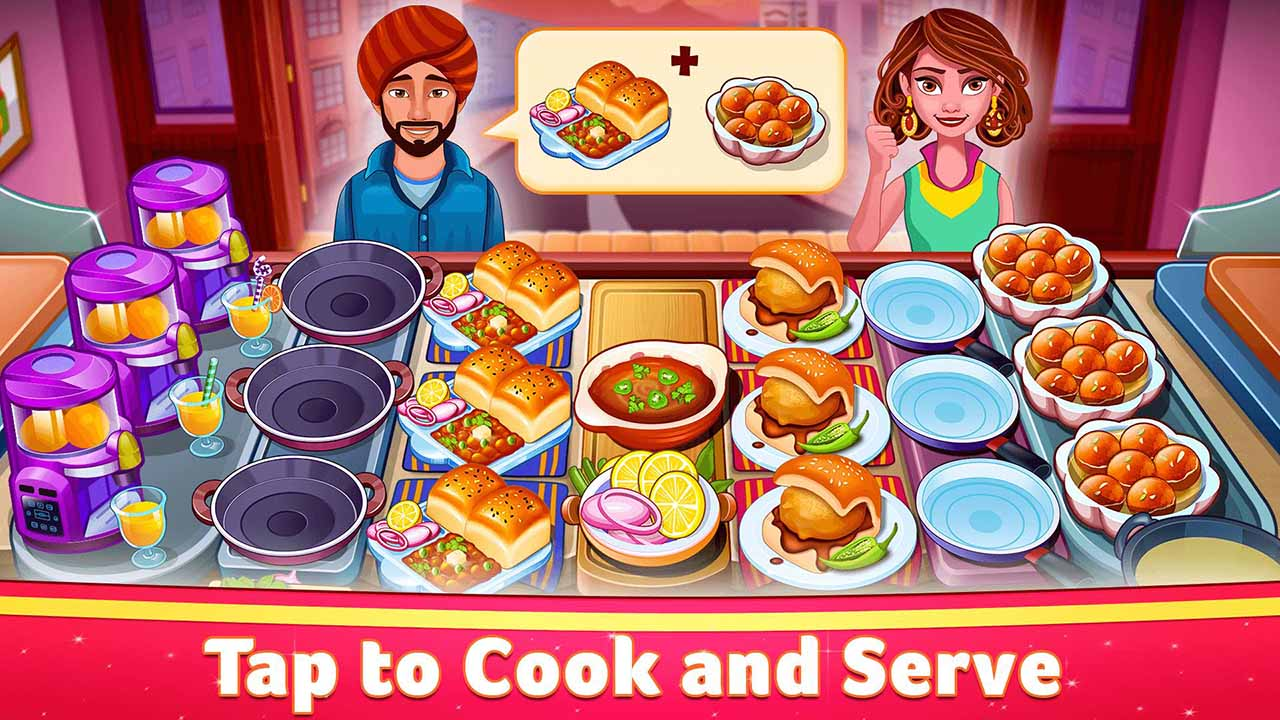Indian Cooking Star screen 1