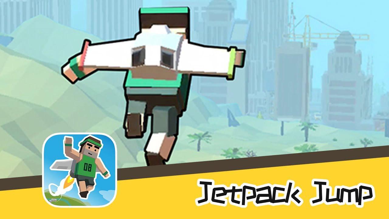 Jetpack Jump poster