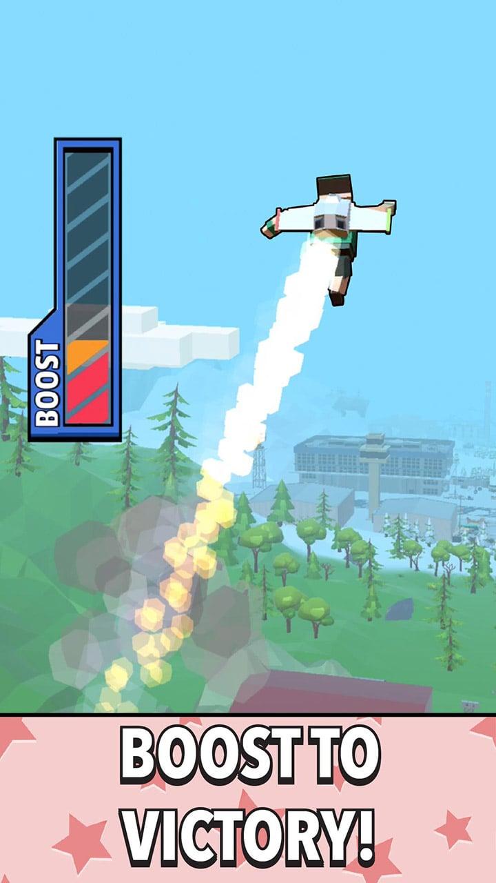 Jetpack Jump screen 2