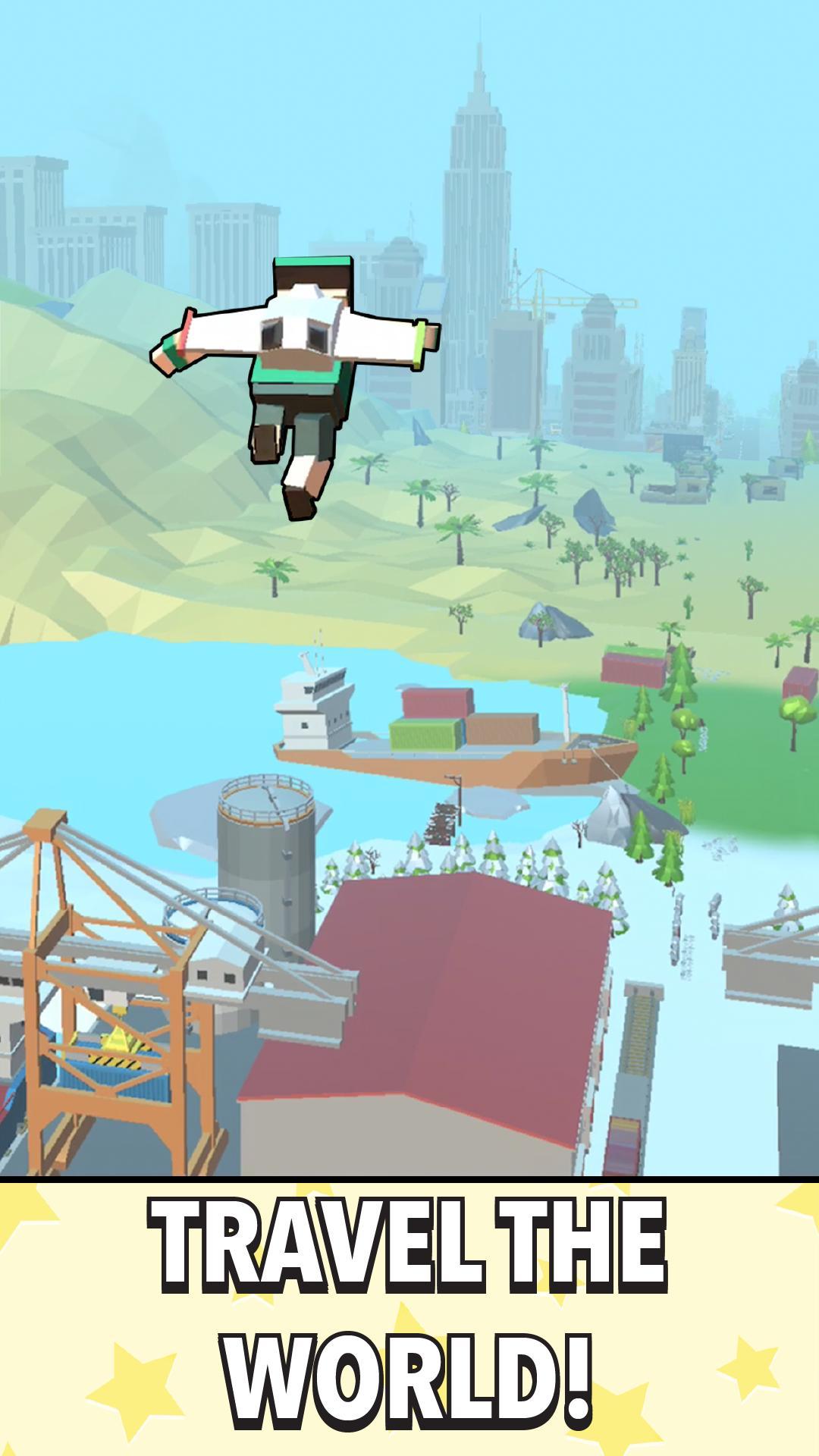 Jetpack Jump screen 3