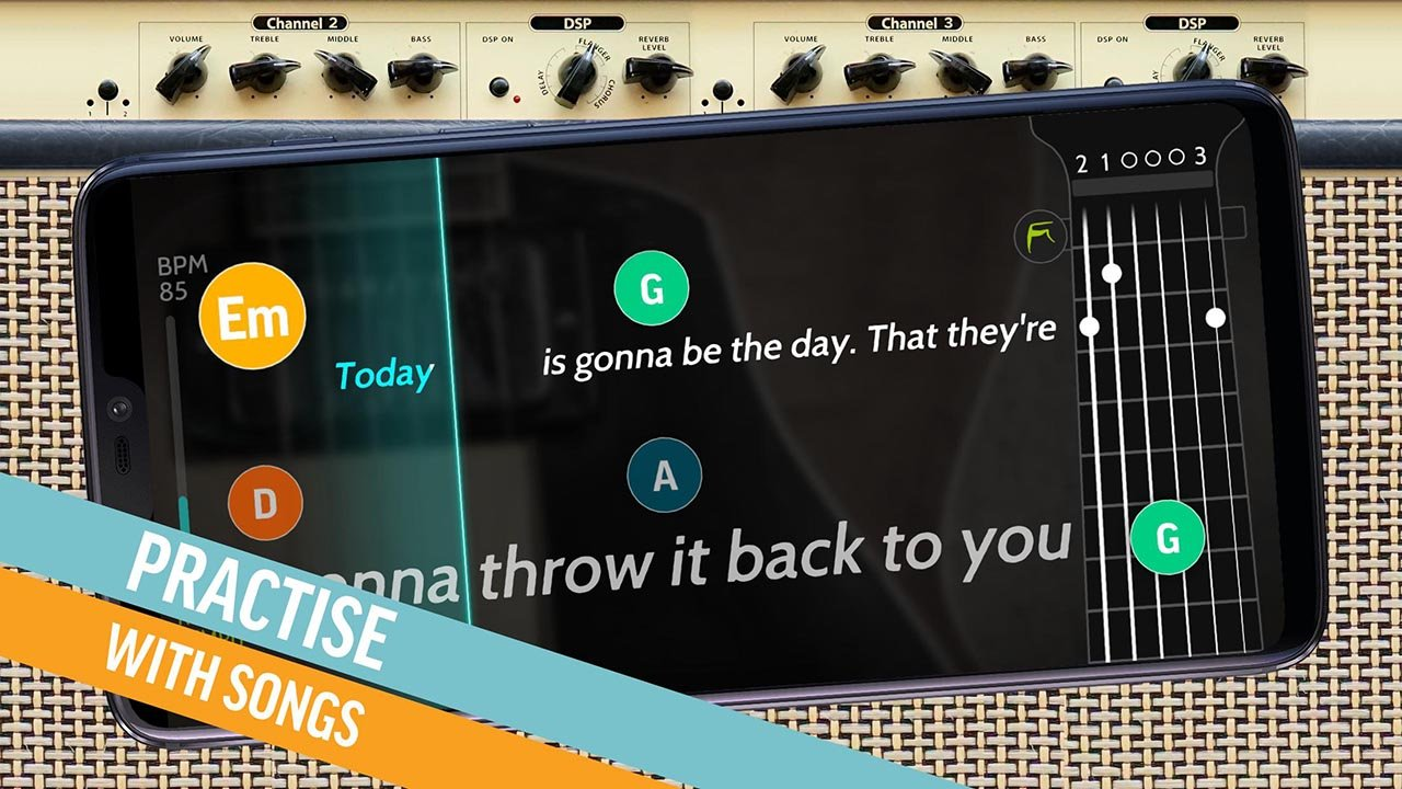 Justin Guitar Beginner Lessons Play Real Songs screen 2