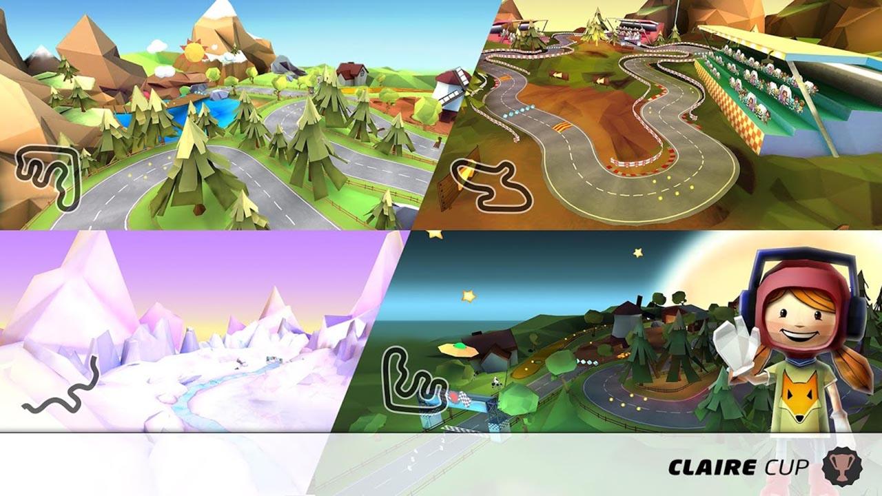 King of Karts screen 4
