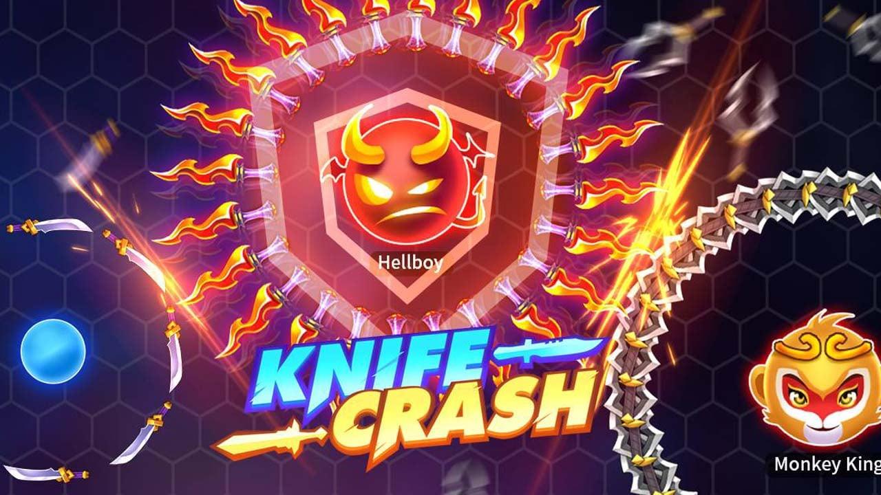 Knives Crash poster