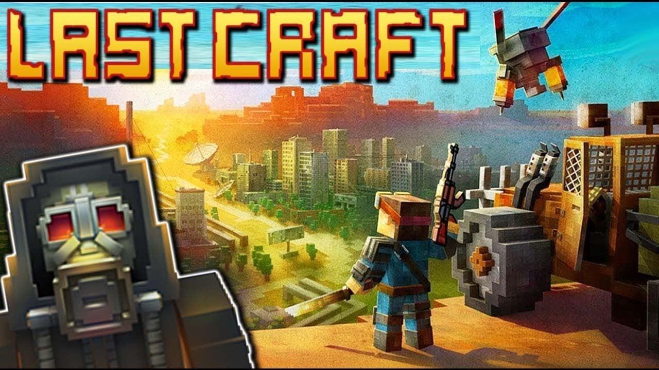 LastCraft Survival poster