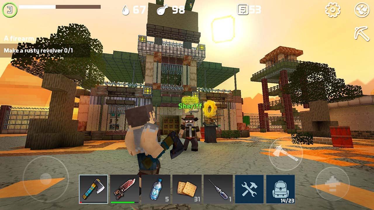 LastCraft Survival screen 0