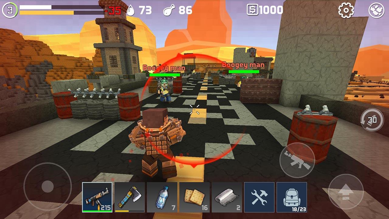 LastCraft Survival screen 3