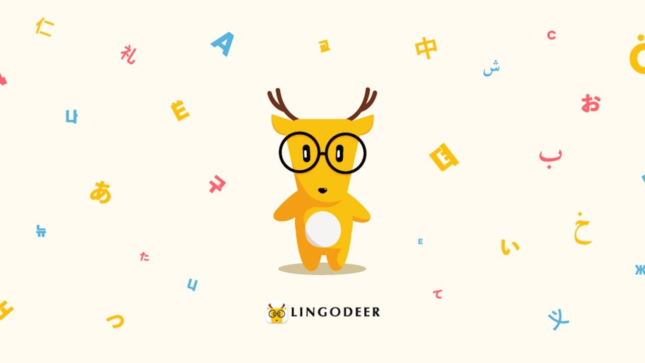 LingoDeer poster