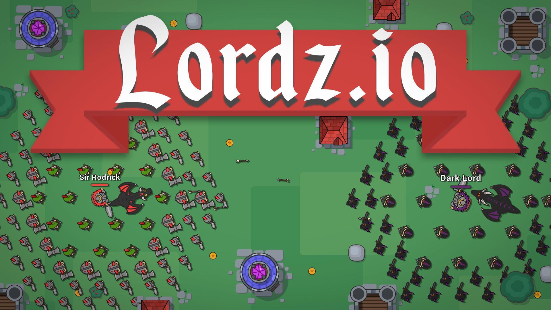 Lordz io screen 0