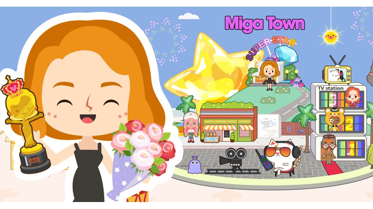 Miga Town My TV Shows poster