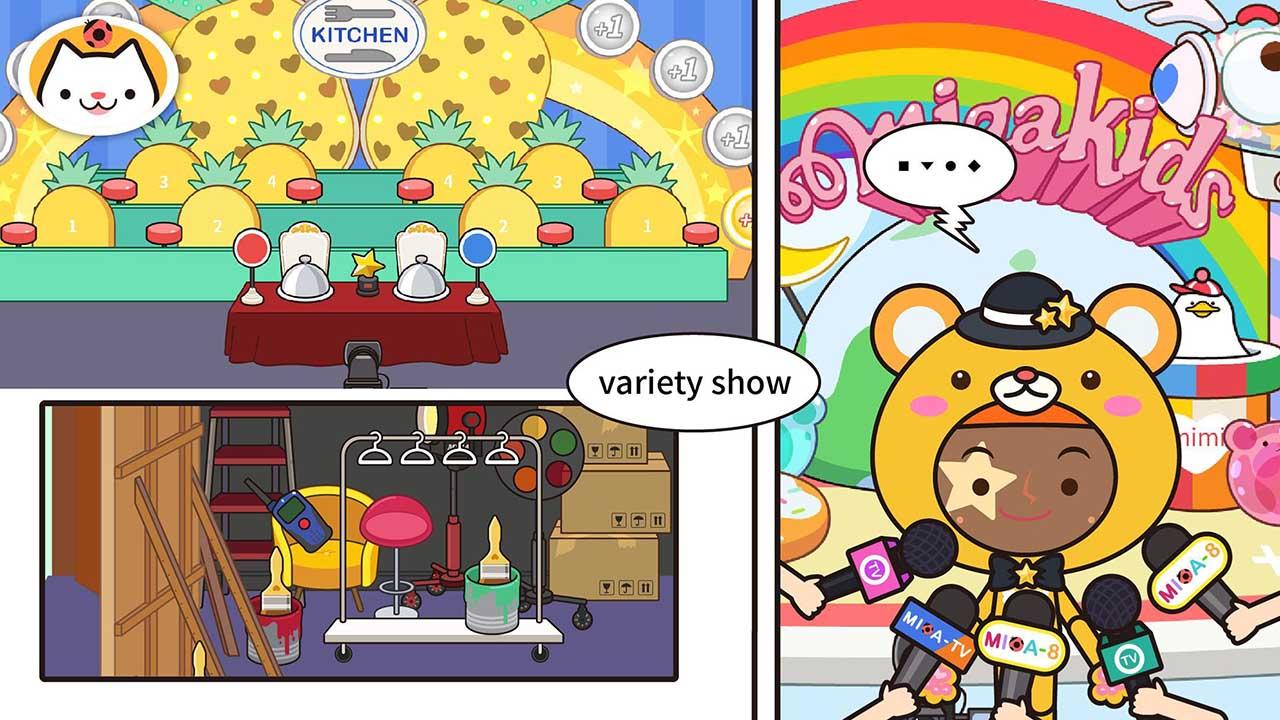 Miga Town My TV Shows screen 3