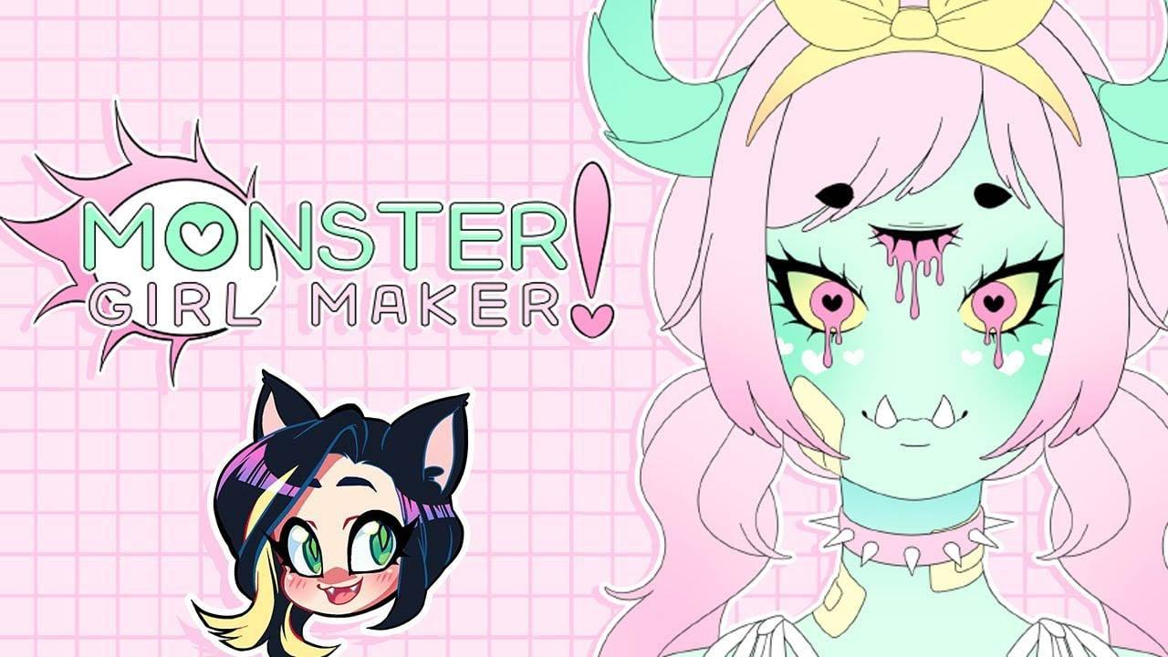 Monster Girl Maker poster