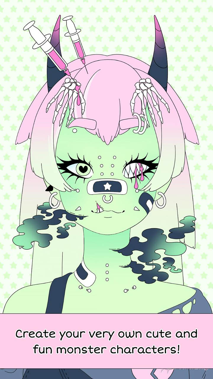 Monster Girl Maker screen 0