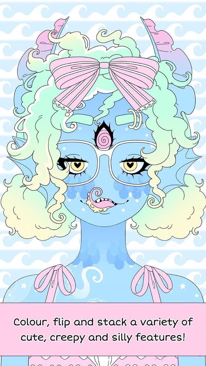 Monster Girl Maker screen 2