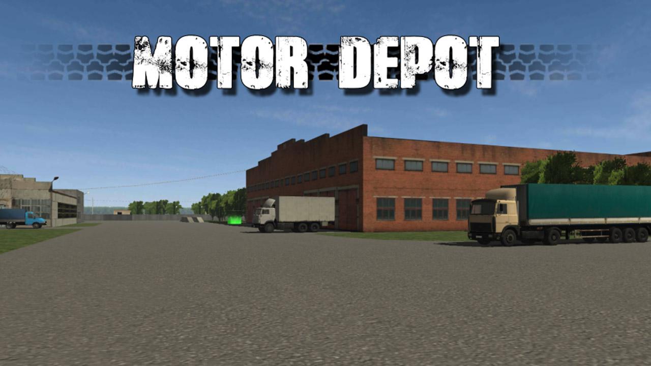 Motor Depot poster