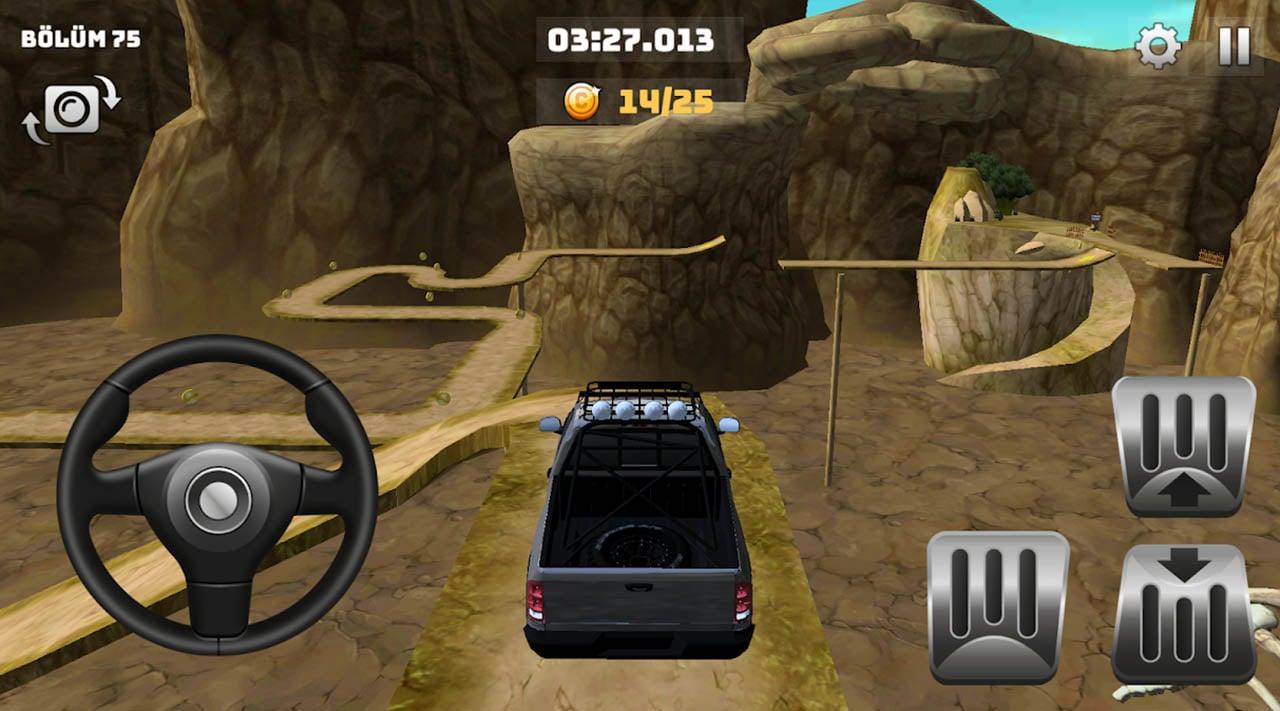 Mountain Climb 4x4 screen 3